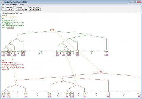 DF: tonal/structural analysis