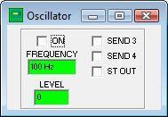 ProMix 01 oscillator