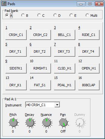 R-8 pads